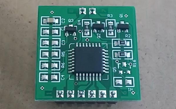 EM4205, EM4305, EM4469 Chip Read Module