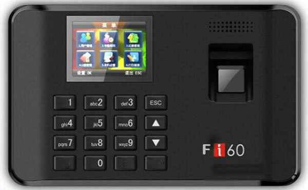 F-i60T Fingerprint Time Attendance Device
