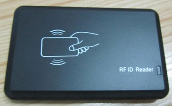 HF lector multiprotocolo, for ISO 14443 EscribeISO, ISO 14443 TypeB, ISO / IEC 15693