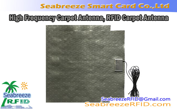 High Frequency Carpet Antenna, RFID Carpet Antenna