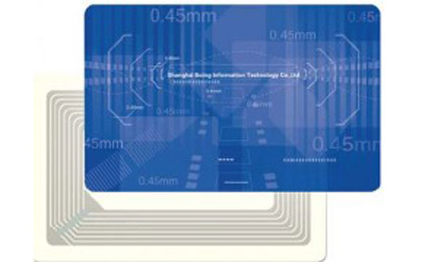Mifare Ultralight Chip Card Inlay