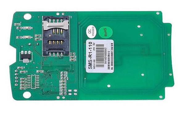 RFID Contact and contactless dual interface Reader Module