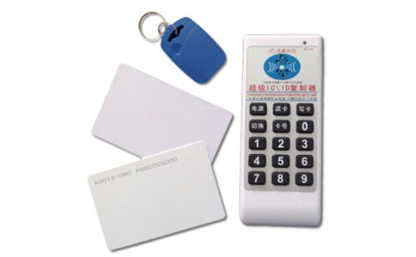 Volledige Frequency ID Number Copy Device, 125KHz 250KHz 375KHz 500KHz 13,56 MHz