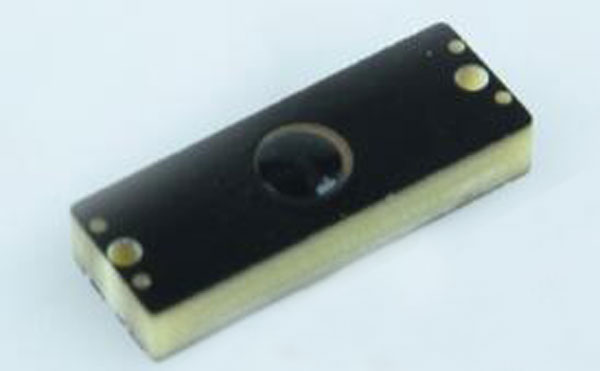 BY2208 PCB Materiale Anti-metal Tag, FR4 Materiale Anti-metal Tag