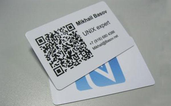 RFID 바코드 카드, QR 코드 카드, 바코드 플라스틱 카드 인쇄 UV