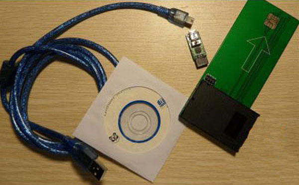 Hubungi CPU Card Data Record Analyzer, EMV Card Sandi Uji