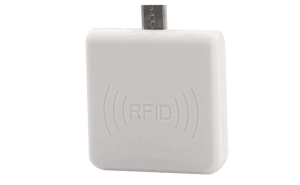 Handy ID / IC Card Reader Shampoing fir Android Handy