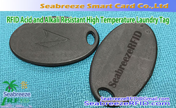 RFID Acid and Alkali Resistant High Temperature Laundry Tag