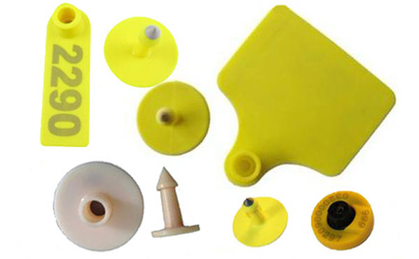 Animal identification Ear Tag, Cow, Sheep, Pig, Rabbit, Pet Ear Tag, ISO11784, ISO11785, FDX-B