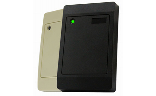 EM Card / IC Card Dual Frequency Access Control Reader, LF / HF Dual Frequency Access Control Reader