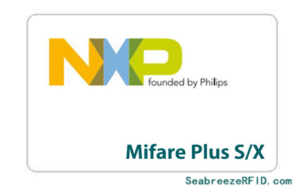 Mifare Plus S / X-chipkaart, Mifare Plus S-chipkaart, Mifare Plus X-chipkaart, MF1 Plus-chipkaart