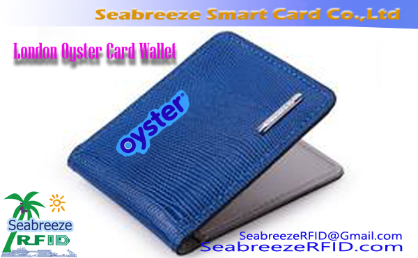 Oyster Card Holder, Kredietkaart Wallet