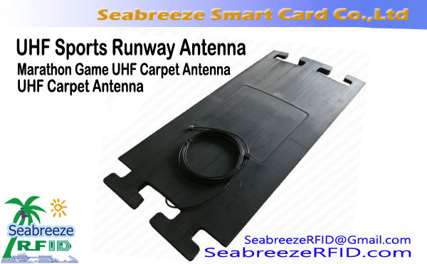 Marathon Game UHF Carpet Antenna, UHF Sports Runway Antenna