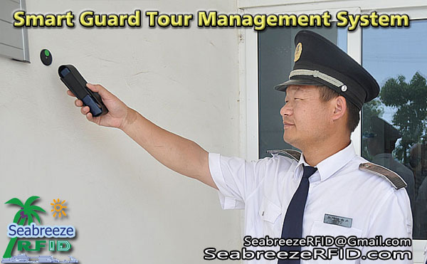 Smart Guard Tour Management System