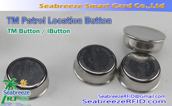 Button TM Patrol Information, Button TM Patrol Locul de amplasare