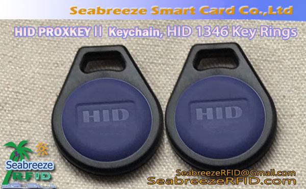 HID PROXKEYⅡ Keychain, HID 1346 võtmehoidja