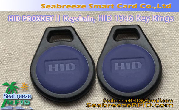 HID PROXKEYⅡ Keychain, HID 1346 Gantungan kunci