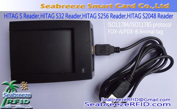 HITAG S Reader, HITAG S32 Reader, HITAG S256 Reader, HITAG S2048 Reader