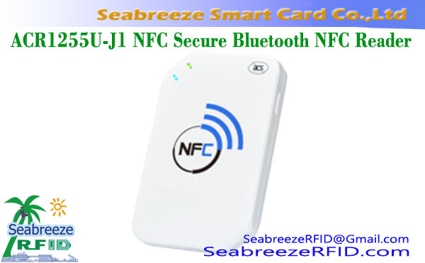 ACR1255U-J1 NFC Secure Bluetooth NFC Reader,