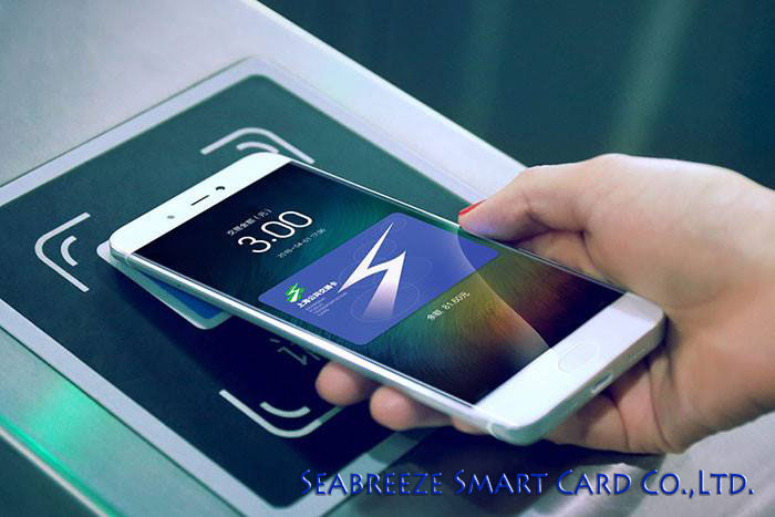 prodhues NFC produkt, Seabreeze Smart Card Co, Ltd.