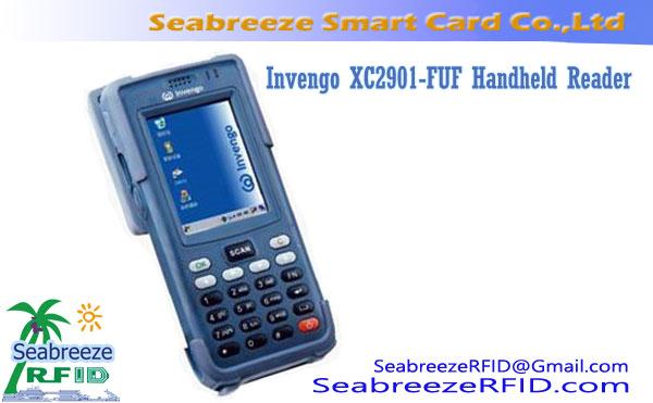 Invengo XC2901-FUF mano UHF lector