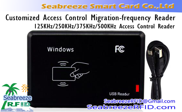 Customized Access Control Migration Frequenz Reader, 250KHz Reader, 375KHz Reader, 500kHz Reader