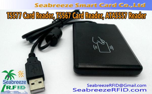 T5577 Card Reader, T5567 Card Reader, ATA5557 Chip Reader