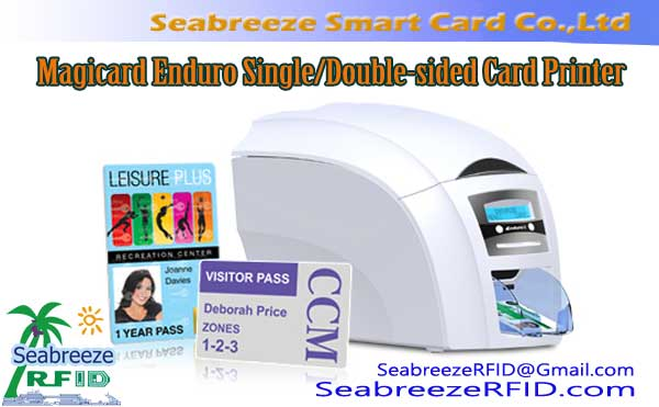 Magicard Enduro Single / Double berat sebelah Card Printer