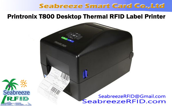 Scelerisque Printronix T800 Desktop RFID Label Printer