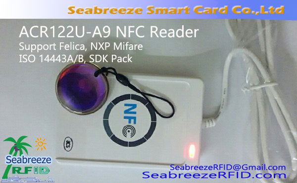 ACR122U-A9 NFC Reader, ACR122U-A9 Reader, Felica Reader, NFC Reader, NFC Tag Reader, from Shenzhen Seabreeze Smart Card Co.,Ltd