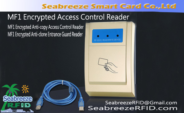 MF1 Encrypted Access Control Reader, MF1 Encrypted Anti-clone Entrance Guard Reader, MF1 Encrypted Access Control Card Issuer