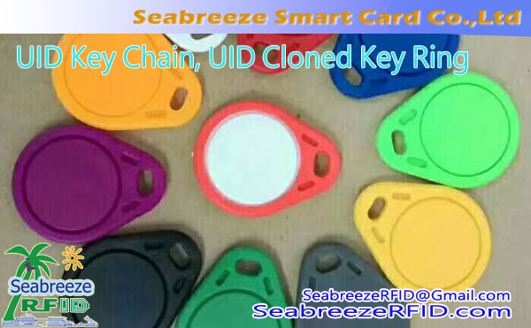 UID Key Chain, Nasusulat ang UID Access Control na key Chain, 0 Sektor Maaari bang isulat muli UID Key Ring